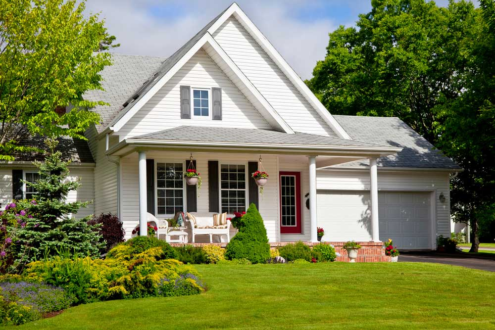 Spring Landscaping and Roofing