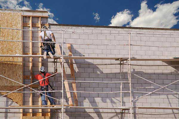 Prevent Roofing Falls safety equipment