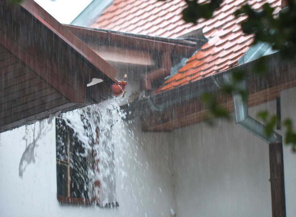 How To Protect An Exposed Roof After A Storm?