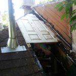 crazy roof repairs