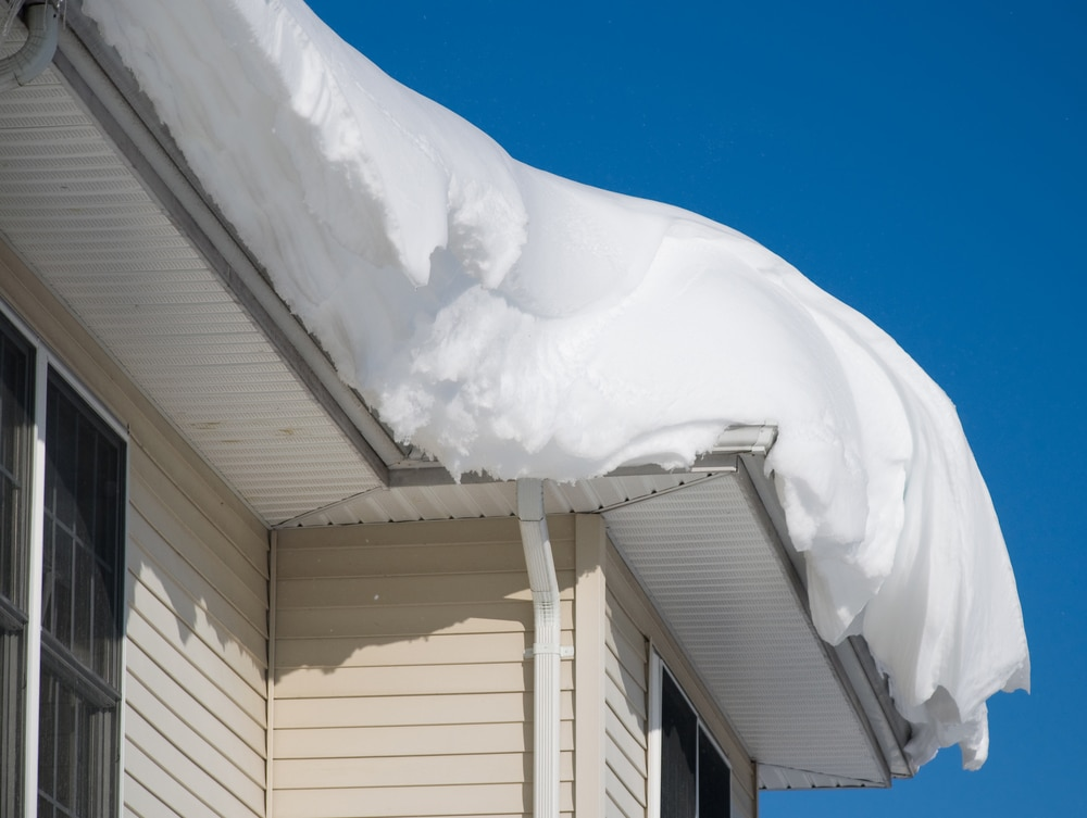 Too Much Snow on Your Roof