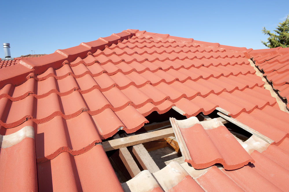 roof maintenance tasks