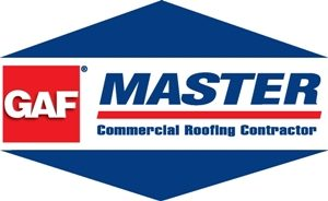 GAF Master Commercial Roofing Contractor Badge