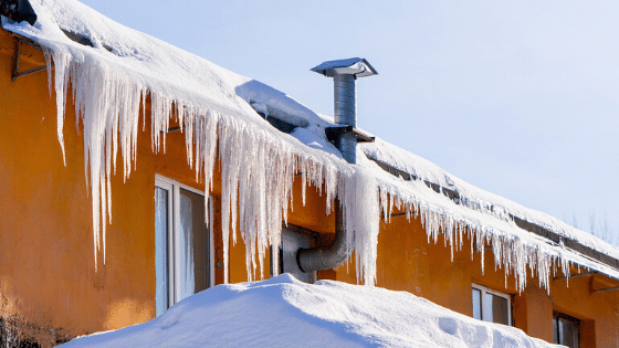 Tips For Maintaining Your Roof During The Winter