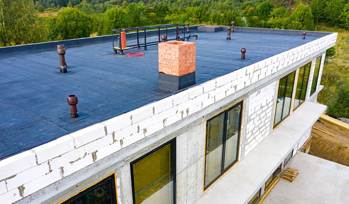 Here is What You Need to Know About Flat Roofs